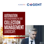 Automation for Transforming the Debt Collection Management Landscape [Image by creator AgreeYa from insideARM]