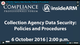 Collection Agency Data Security: Policies and Procedures Webinar Thumbnail