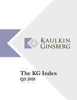 KG Index Q3 2018