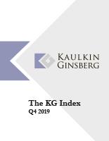KG Index Q4 2019