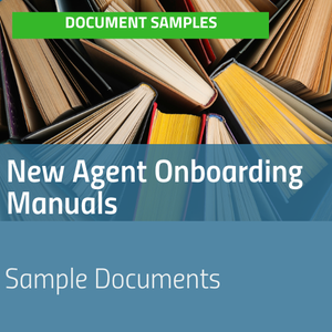 Cover image for New Agent Onboarding Manuals resource [Image by creator  from insideARM]