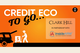 Credit Eco to Go and insideARM podcast partnership [Image by creator  from ]